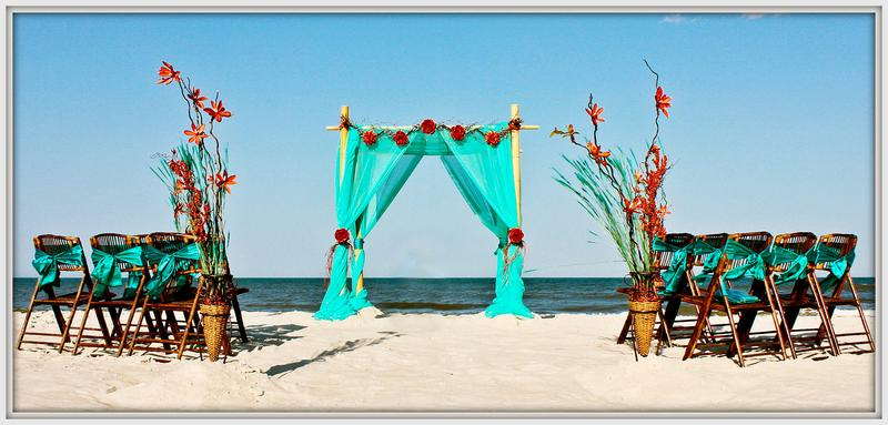 Sun And Sea Beach Weddings In Florida Wedding Packages St Augustine Jacksonville